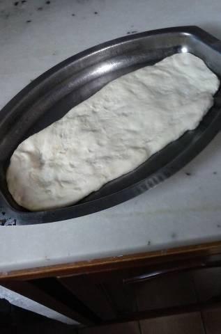 Pan criollo con hierbas