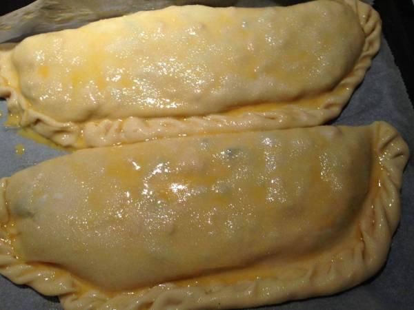 Calzone de pollo
