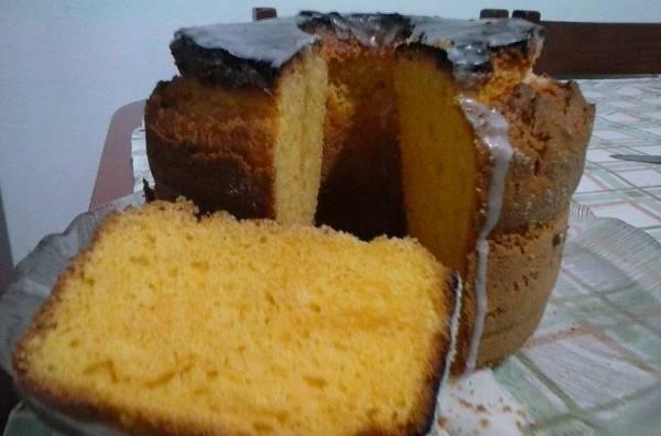 Torta de zanahoria y avena