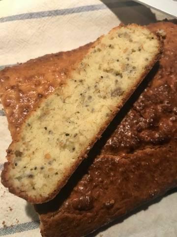 Pan de harina de almendras