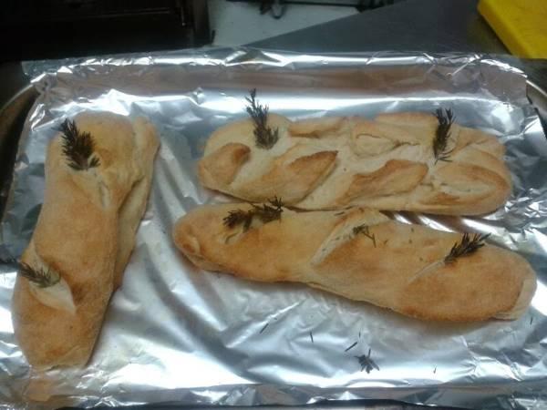 Pan casero (receta fácil)