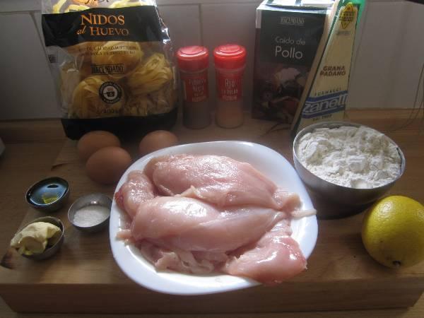 Pollo Piccata