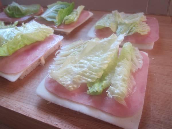 Sandwiches Olímpicos