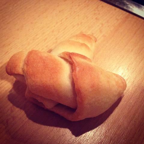 Pan con grasa