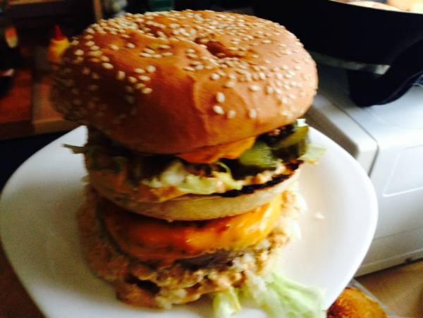 Hamburguesa Big Mc