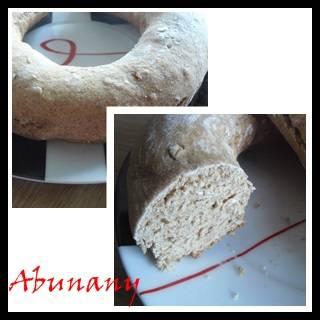Pan integral con copos