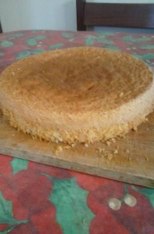 Biscochuelo de vainilla