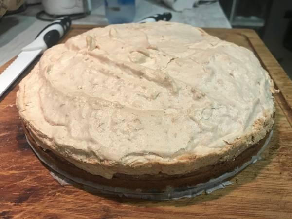 Torta Pluma de Coco